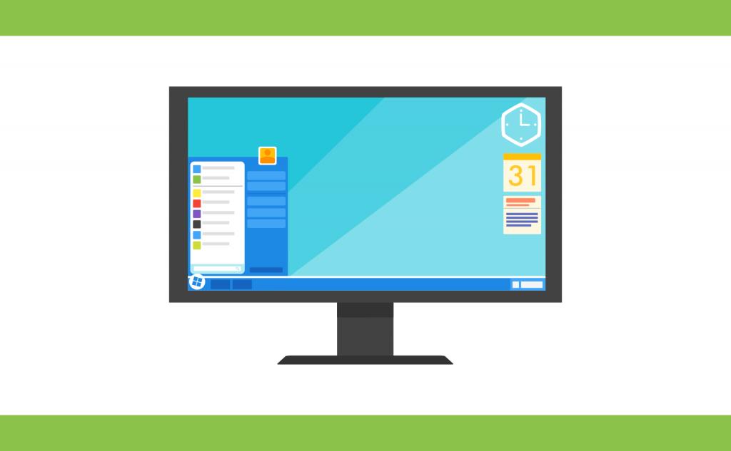 Prioritas file program pada Windows
