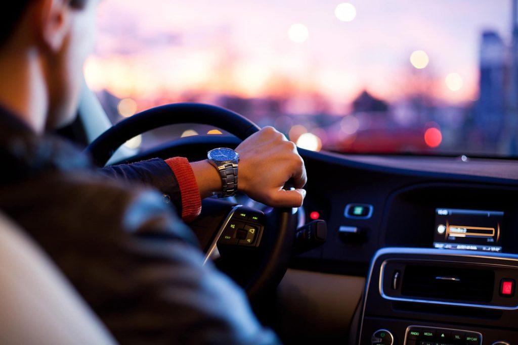 Kisah seorang driver sang komisaris