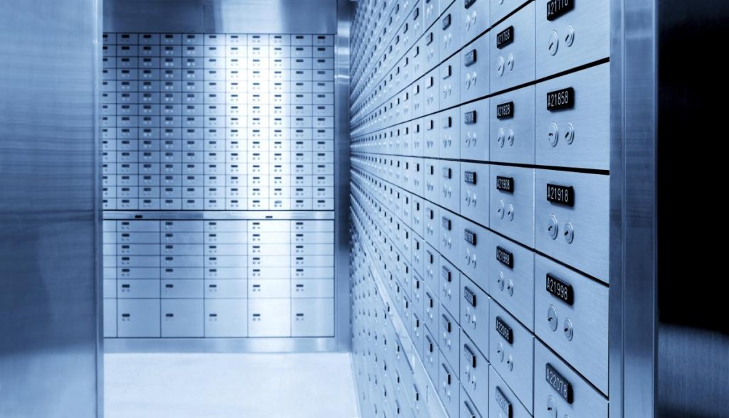 Cara kerja safe deposit box perbakan via tecnoexpress.es
