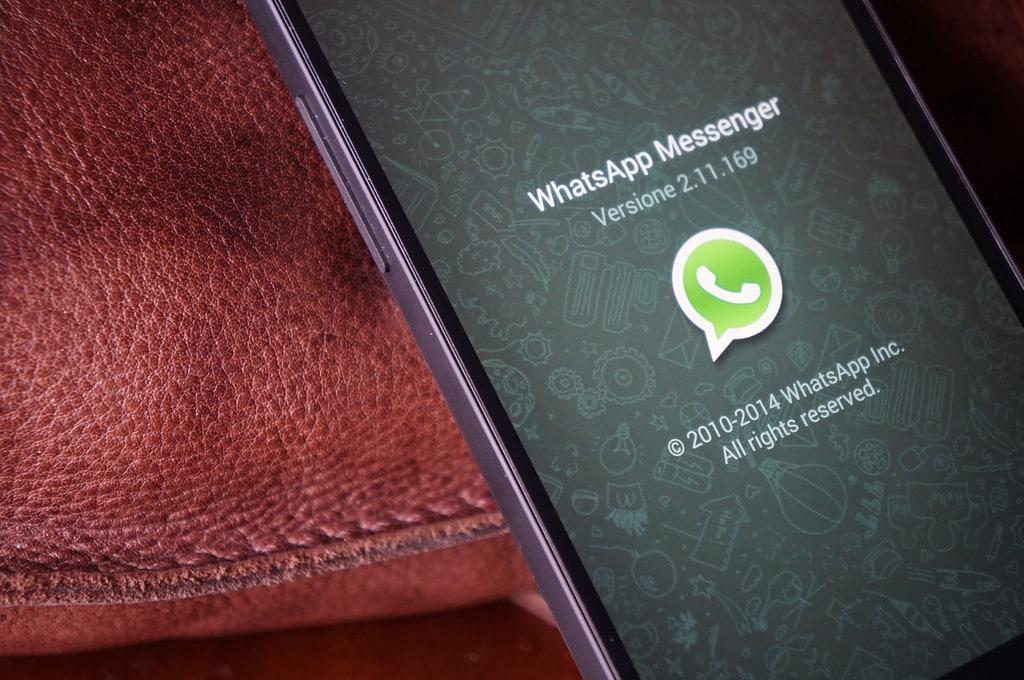 Pindahkan Media WhatsApp Ke SDCard