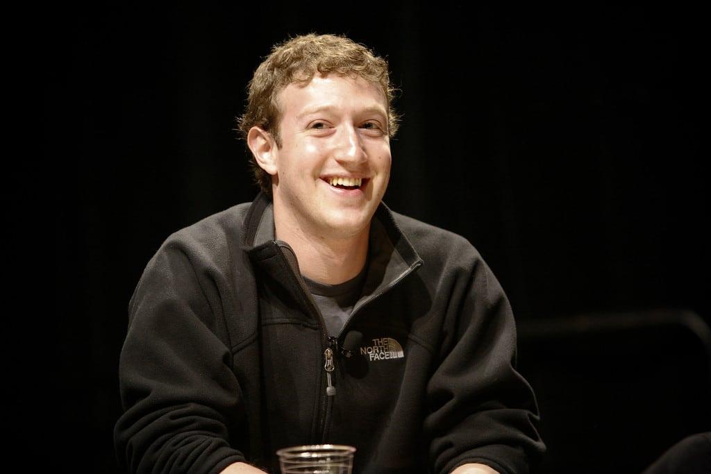 Foto pendiri Facebook, contoh pengusaha muda Photo Credit: Kris Krug via Compfight cc