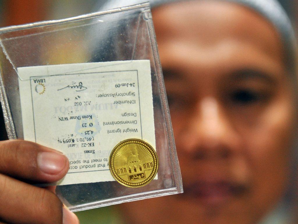 Koin Emas Dinar untuk Investasi Jangka Panjang via independent.co.uk