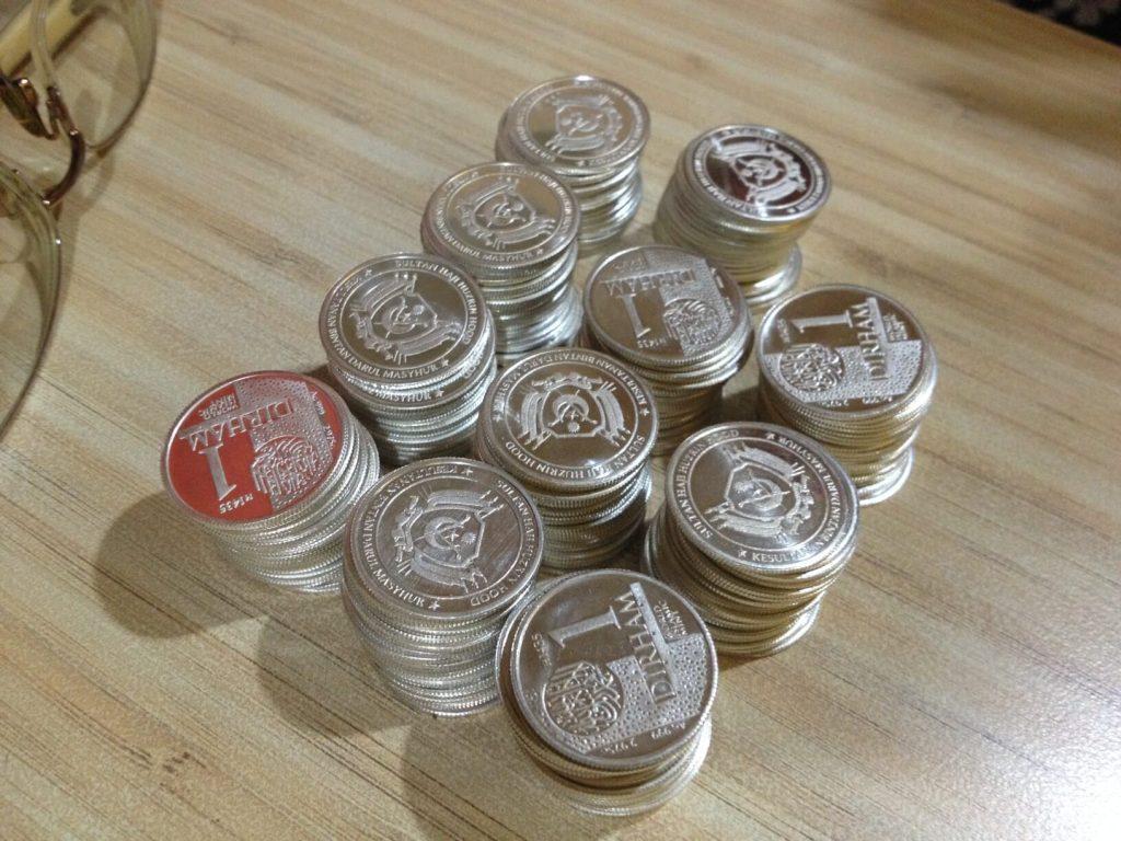Inilah Alasan Mengapa Anda Berinvestasi Koin Perak Dirham via jawaramuamalah.com
