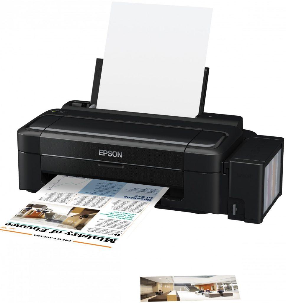 Review dan Spesifikasi Lengkap Printer Epson L300