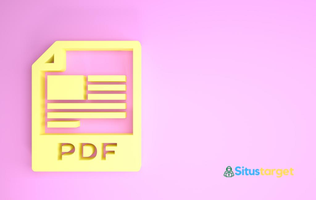 Panduan menampilkan PDF atau embed PDF di artikel atau halaman blog WordPress