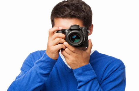 Gambar ilustrasi Anda harus sadar camera