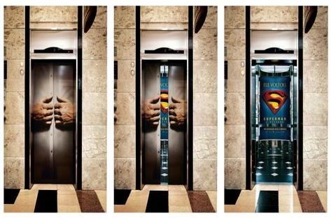 Ilustrasi dari Elevator atau Lift