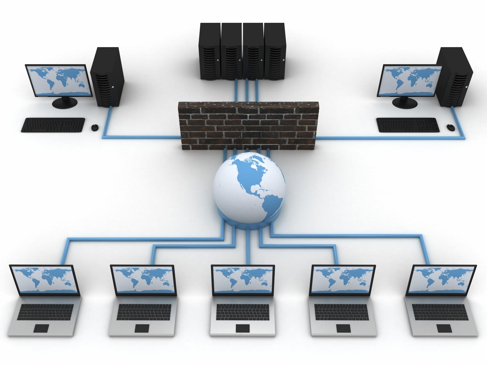 Gunakan firewall dan Antivirus untuk Melindungi Komputer Anda via protegent360.com