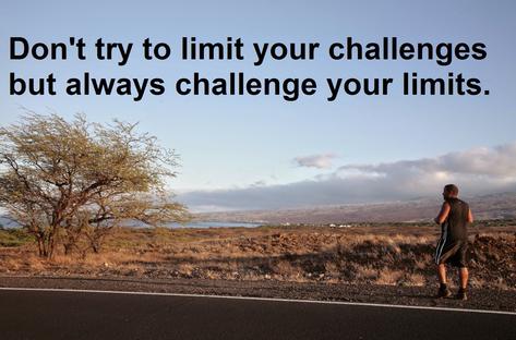 Jangan batasi kemampuan Anda dengan rasa lelah via sayingandquotes.blogspot.com