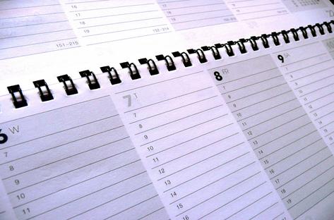 Membuat jadwal aktivitas Anda untuk esok hari via dentalpracticecoaching.com