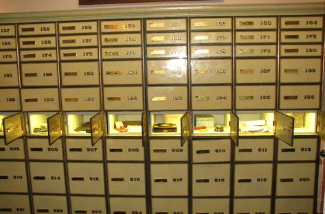 Hilangnya barang yang terdapat di dalam safe deposit box via infobarrel.com