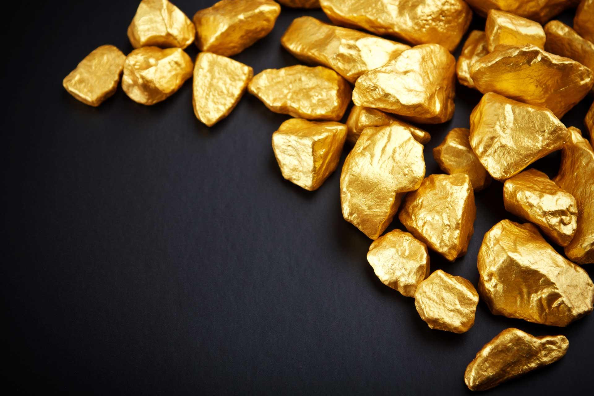 Bagaimana sejarah emas terbentuk via goldstriker.co.uk