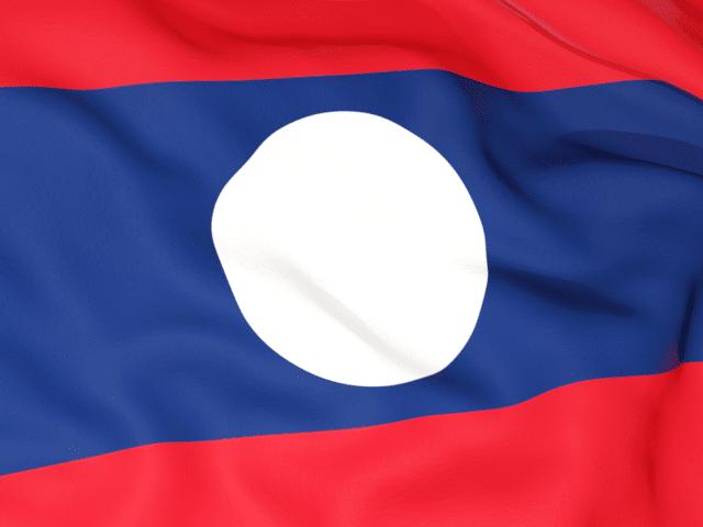Laos sebagai negara pemilik emas terbanyak kedelapan di ASEAN via freeflagicons.com