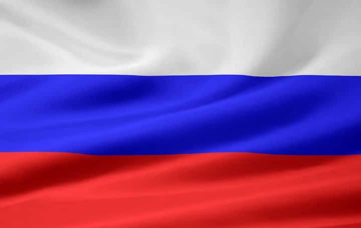 Negara Rusia berada di posisi ke enam sebagai gold reserves by country via russian-flag.org