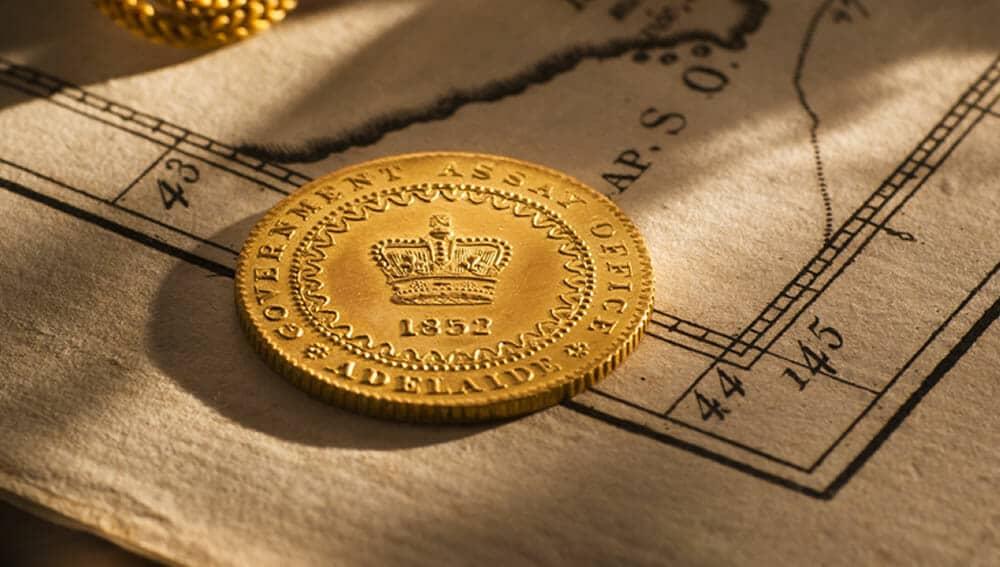 Negara Kedua Penghasil Emas Terbanyak yaitu Australia via coinworks.com.au