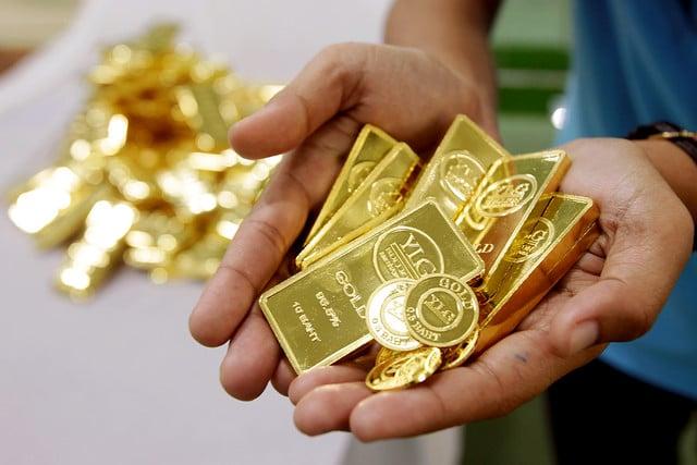 Negara pertama penghasil emas terbanyak di dunia, yaitu China via bloomberg.com