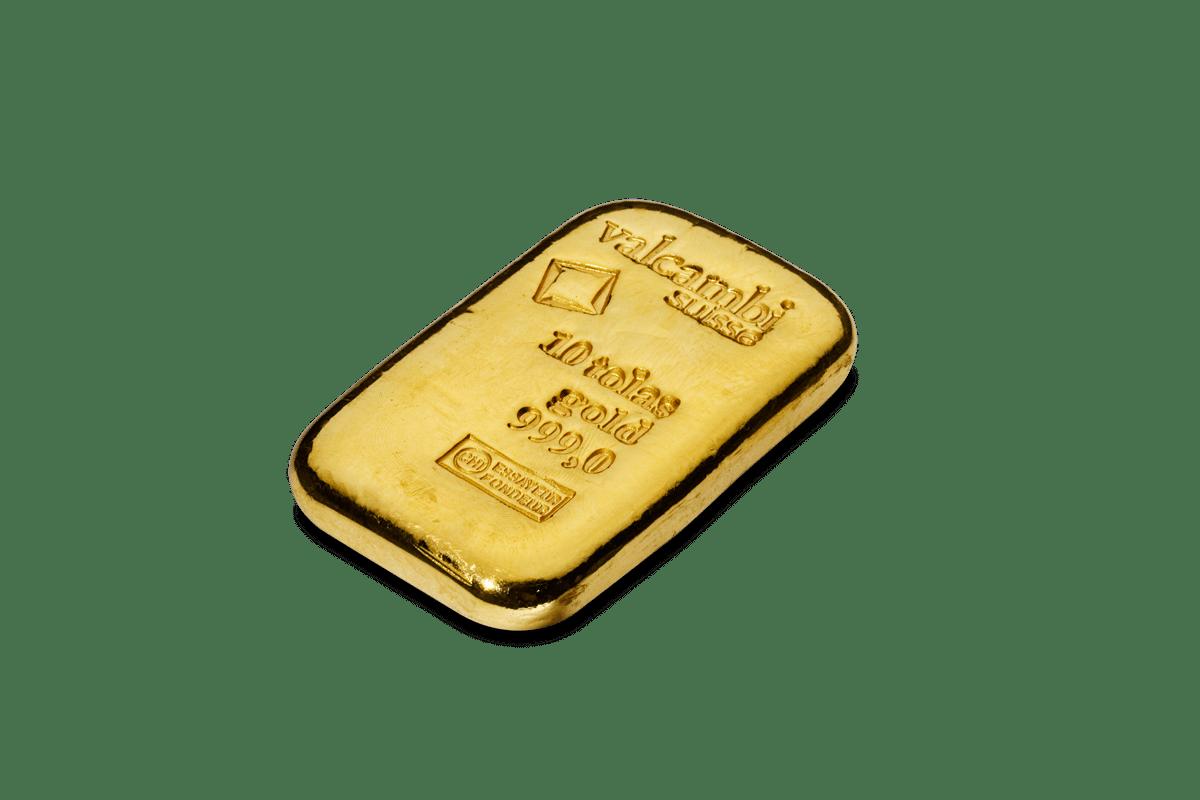 Hal-hal berikut ini adalah kekurangan dari investasi emas batangan via valcambi.com