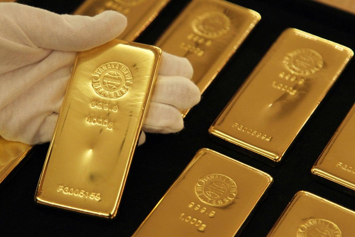 Berikut ini adalah hal-hal yang menjadi kelebihan dari emas batangan via arabianbusiness.com