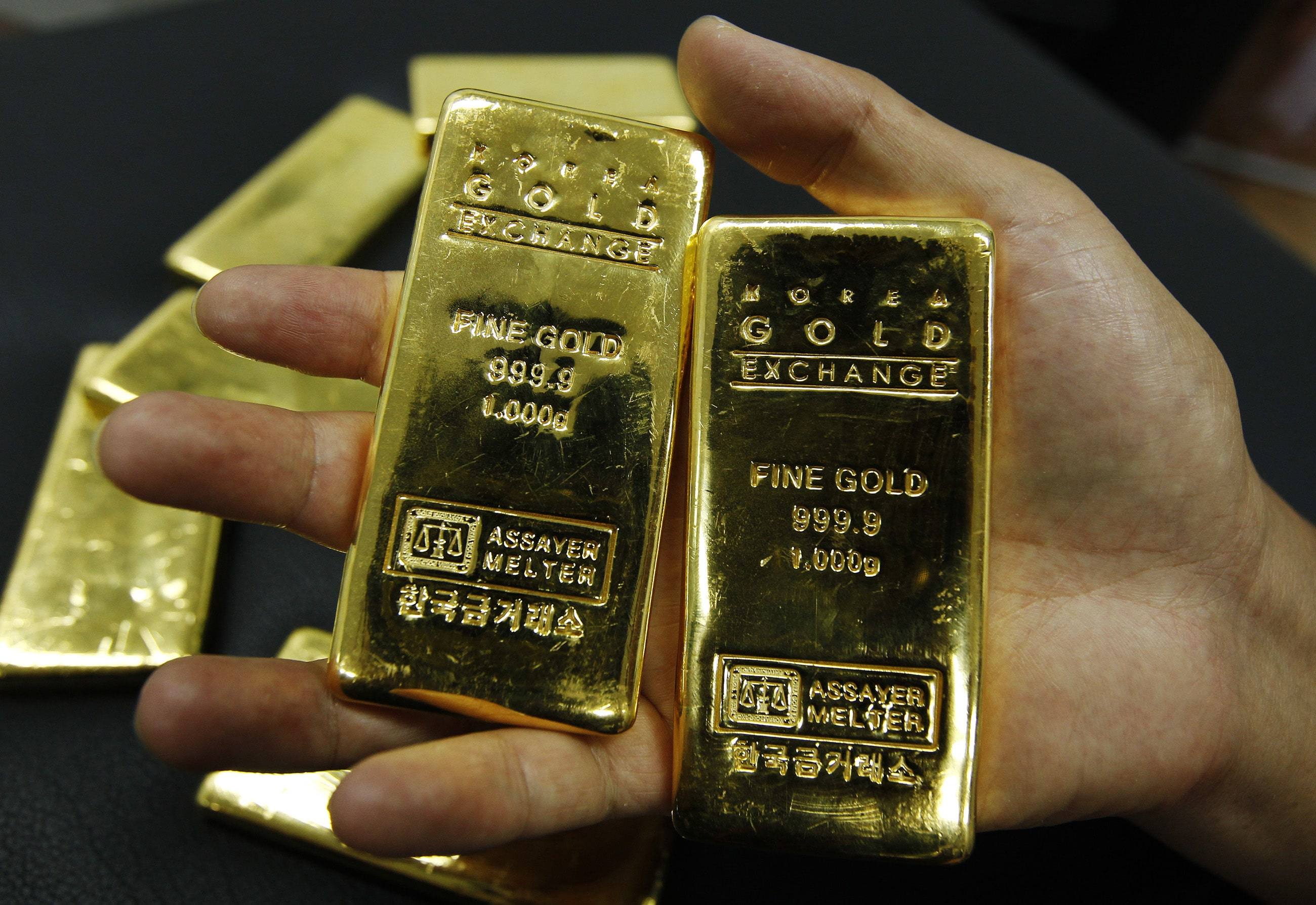 Emas batangan sebagai pilihan investasi banyak orang di seluruh dunia via 36readyblog.com