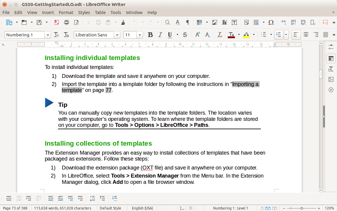 Aplikasi Kantor Pengganti Microsoft Office, yaitu LibreOffice
