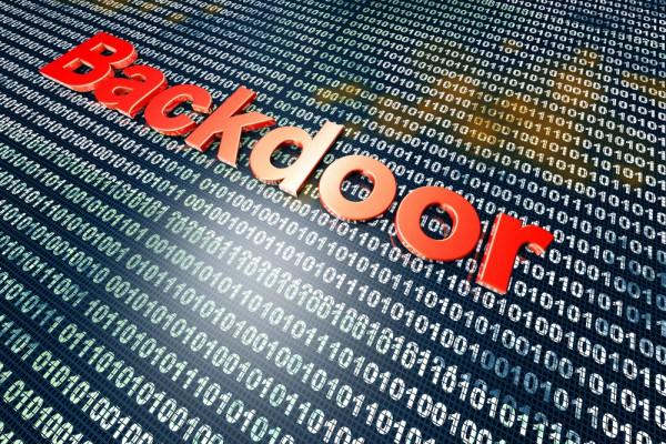 File backdoor digunakan untuk melakukan penyusupan kembali ke situs yang pernah dihack sebelumnya