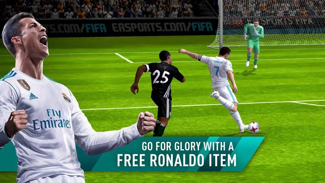 Game Sepak Bola FIFA Mobile Soccer