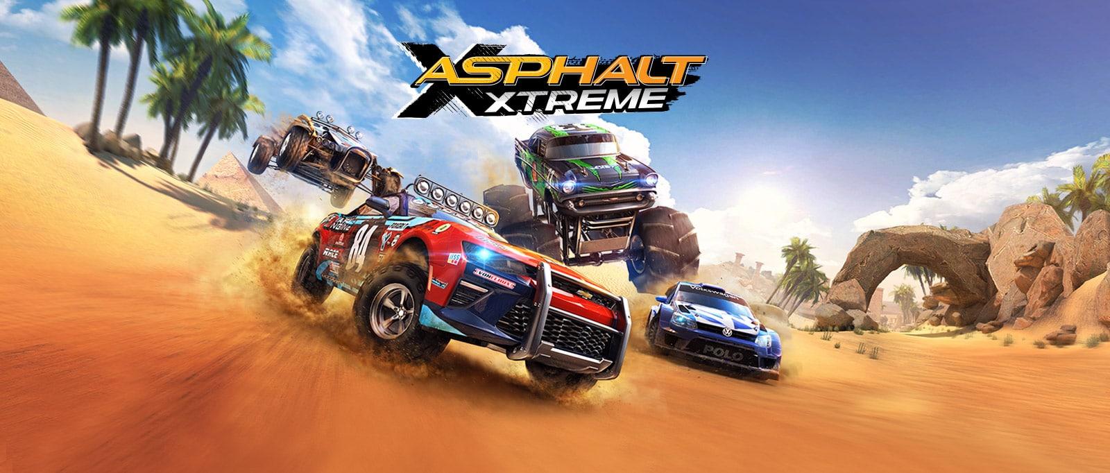 Game Balapan Terbaik Kedua Asphalt Xtreme : Offroad Racing