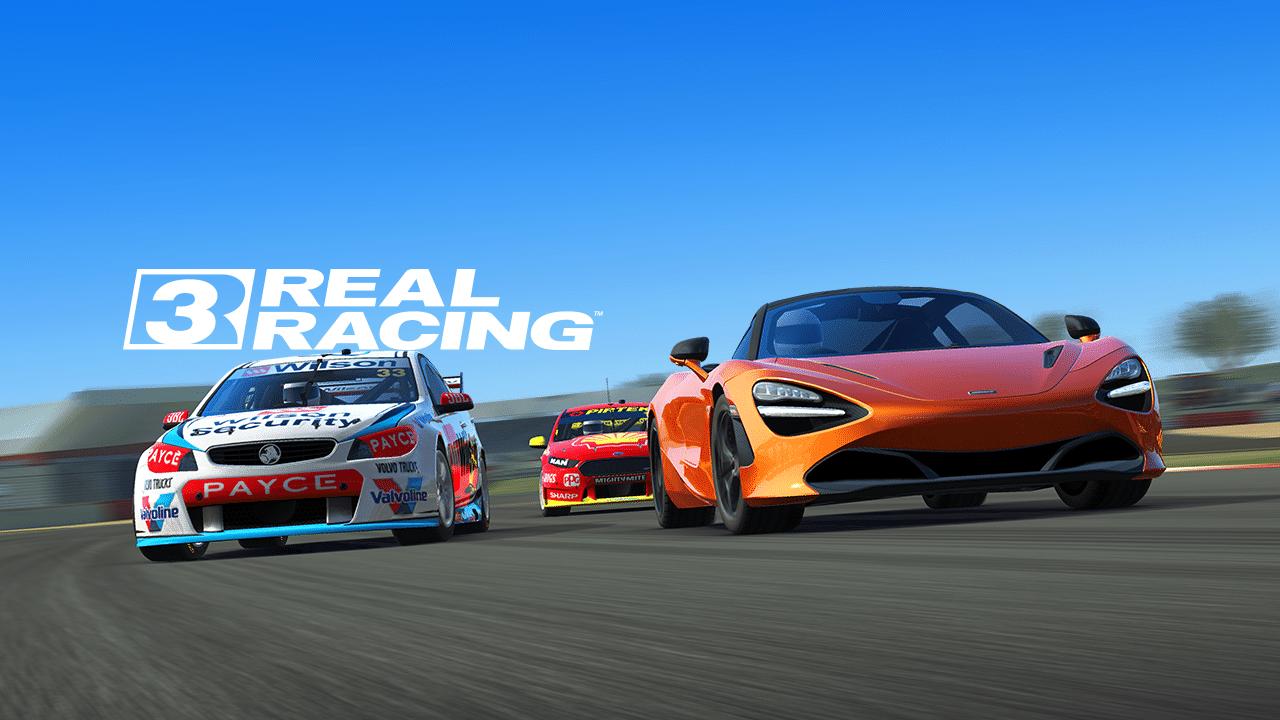 Game Balapan Terbaik Ketiga di Smartphone Android Adalah Real Racing 3