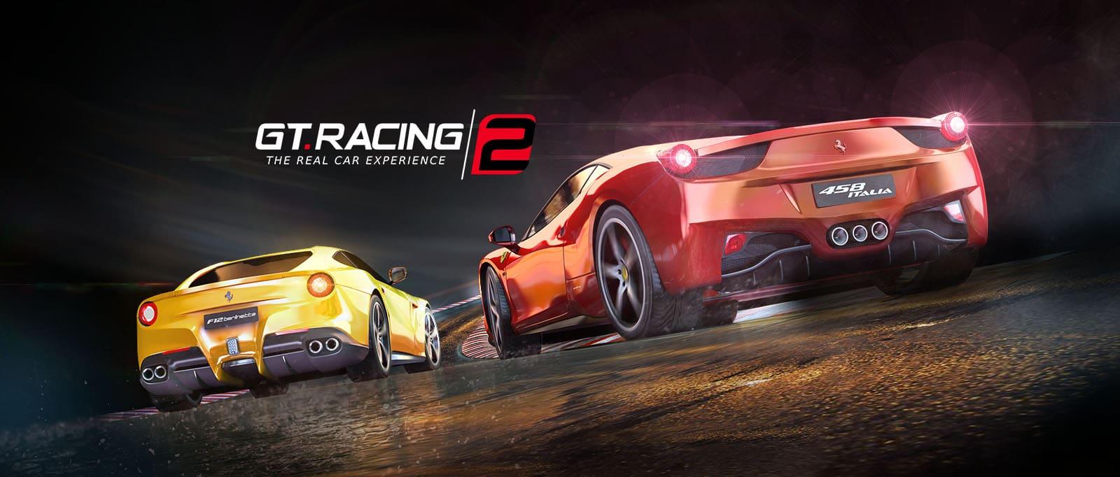 Game Balapan Terbaik Versi Smartphone Android Keenam : GT Racing 2