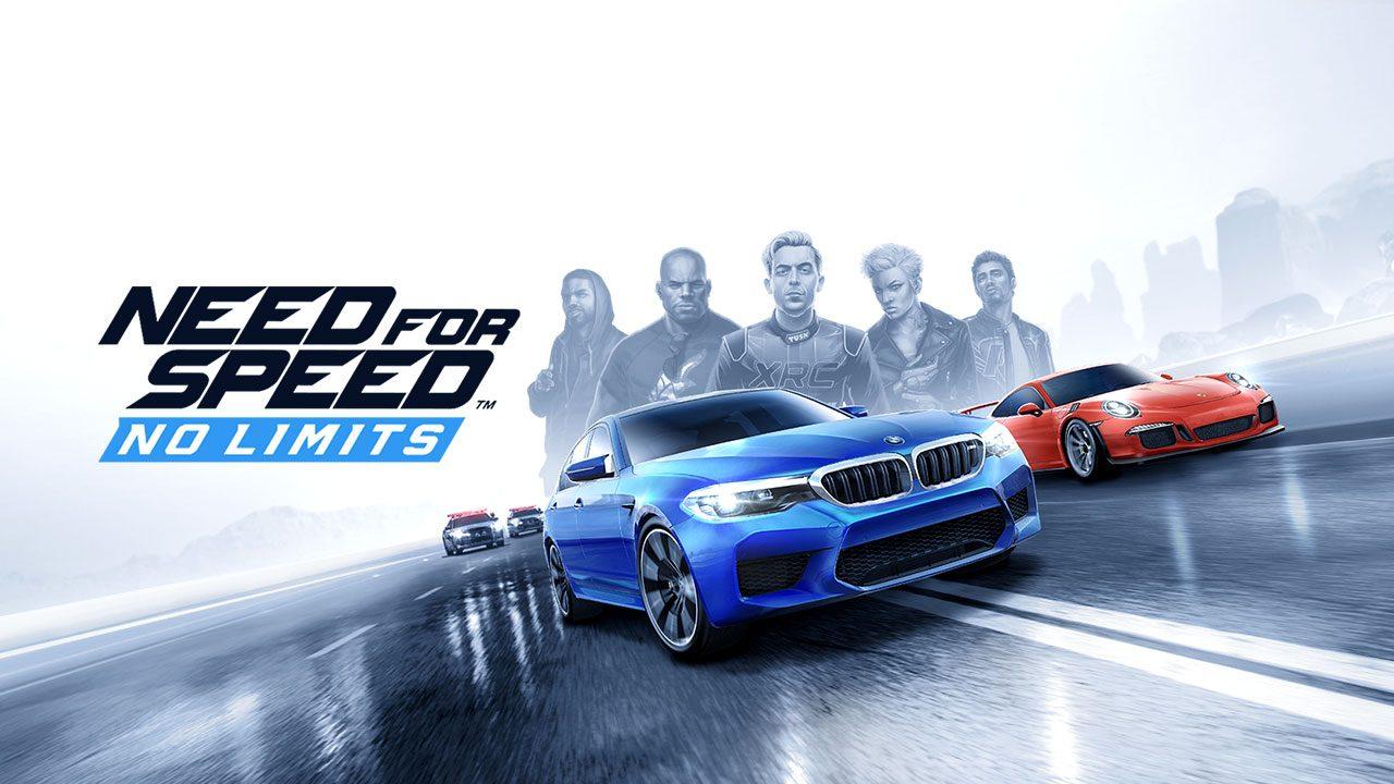 Game Balapan Terbaik di Posisi Keempat yaitu Need for Speed : No Limits