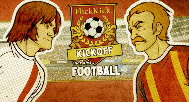 Game Sepak Bola Flick Kick Football Kickoff