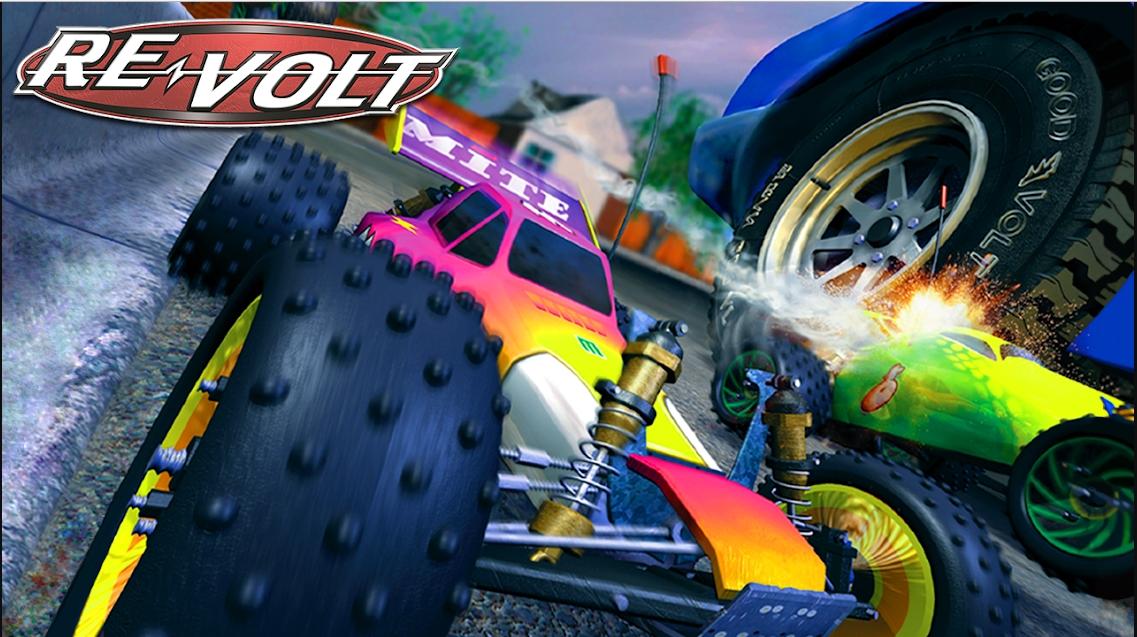 Game Balapan RE - VOLT 2 : Best RC 3D Racing