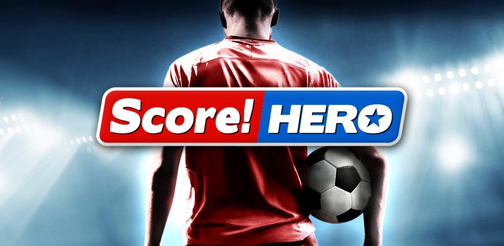 Game Sepak Bola Score ! Hero