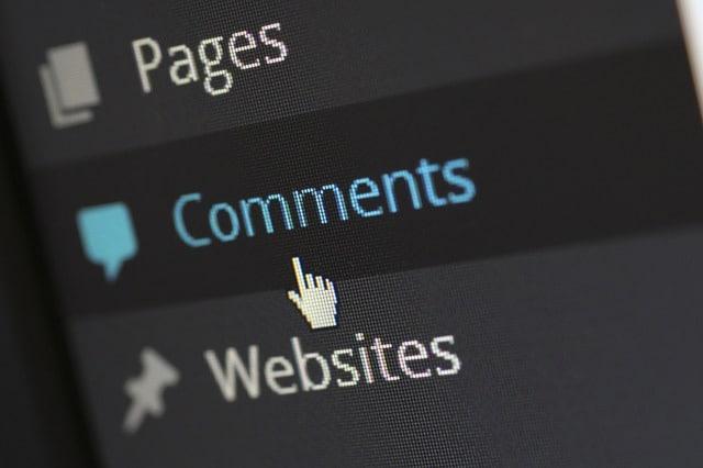 Komentar yang terlalu banyak akan membuat di wordpress berat untuk dibuka.