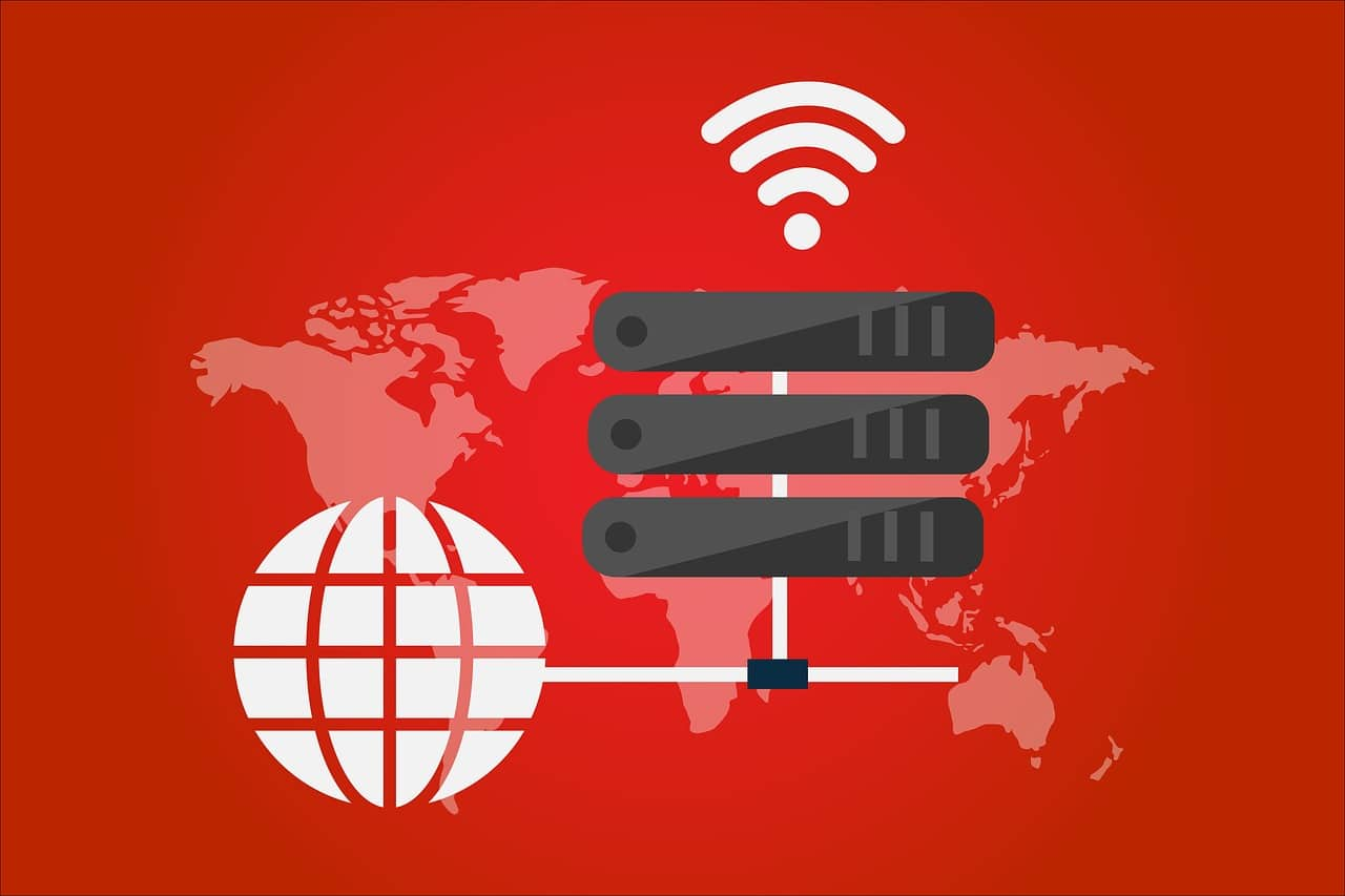 Gunakan VPN untuk melindungi jaringan komputer kamu dari penyadapan di jaringan publik yang tidak aman