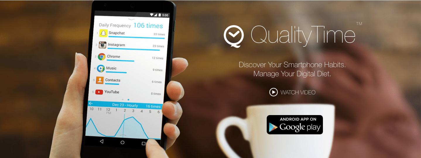 QualityTime - Untuk Digital Diet