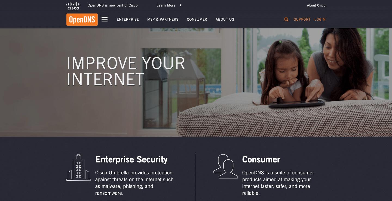 Tingkatkan proteksi keluarga saat berselancar di dunia maya dengan open DNS