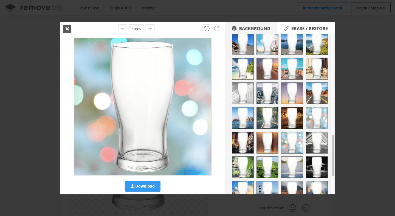 Cara Menggunakan Remove.Bg untuk Mengganti Background Foto