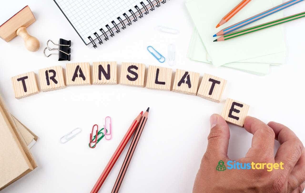 Google Translate dapat digunakan untuk Memeriksa Ejaan Kata