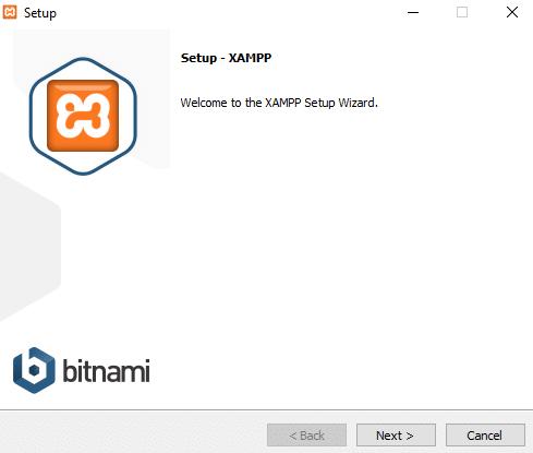 Cara Menginstall Aplikasi XAMPP di Komputer Windows 10