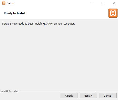 Cara install bitnami wordpress di Windows 10
