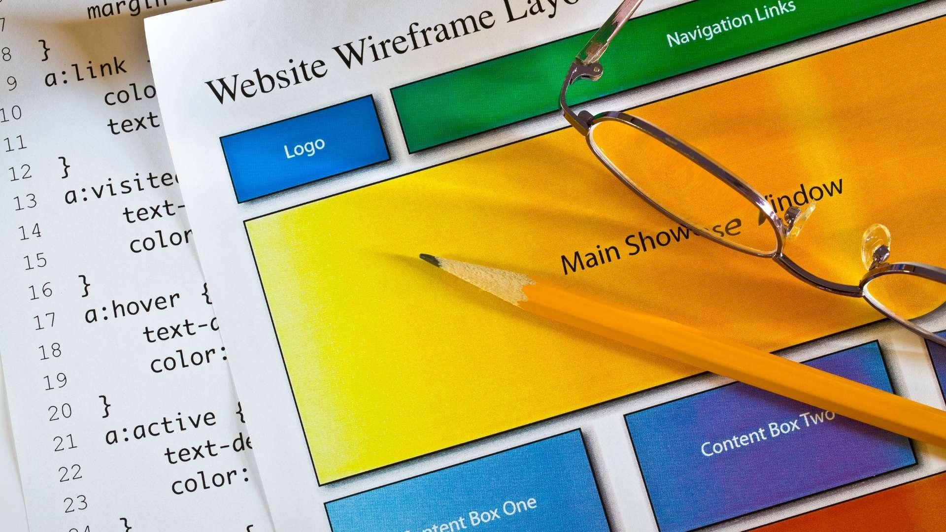 Jenis Page yang Dibutuhkan Sebuah Website