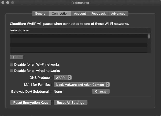 Cara memblokir konten bermalware dan dewasa menggunakan 1.1.1.1 dari Cloudflare
